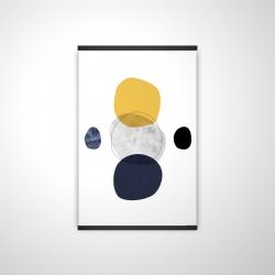 Magnetic 20 x 30 - 3D - Spheres