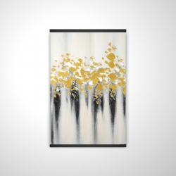 Magnetic 20 x 30 - 3D - Small golden spots
