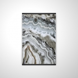 Magnetic 20 x 30 - 3D - Abstract geode