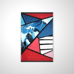 Magnetic 20 x 30 - 3D - Diagonal unity