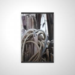 Magnetic 20 x 30 - 3D - Driftwood