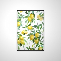 Magnetic 20 x 30 - 3D - Lemon pattern