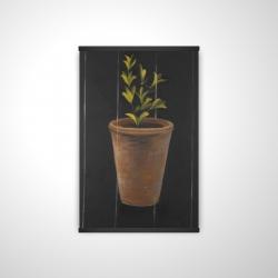 Magnetic 20 x 30 - 3D - Plant of marjolaine