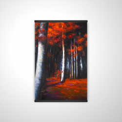 Magnetic 20 x 30 - 3D - Mysterious forest