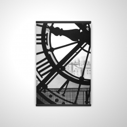 Magnetic 20 x 30 - 3D - Clock at the orsay museum