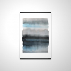Magnetic 20 x 30 - 3D - Shade of blue