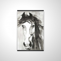 Magnetic 20 x 30 - 3D - Beautiful wild horse
