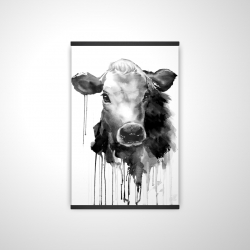 Magnetic 20 x 30 - 3D - Jersey cow