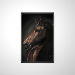 Magnetic 20 x 30 - 3D - Spirit the horse