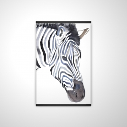 Magnetic 20 x 30 - 3D - Zebra