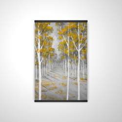 Magnetic 20 x 30 - 3D - Birch forest