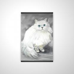 Magnetic 20 x 30 - 3D - Chinchilla persian cat
