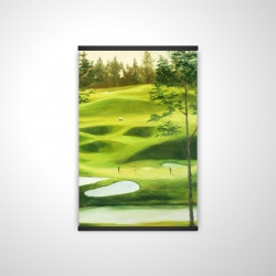 Magnetic 20 x 30 - 3D - Big golf course
