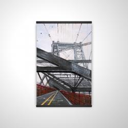 Magnetic 20 x 30 - 3D - Bridge architecture