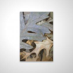 Magnetic 20 x 30 - 3D - Autumn leaves