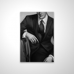 Magnetic 20 x 30 - 3D - Businessman