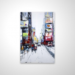 Magnetic 20 x 30 - 3D - Time square