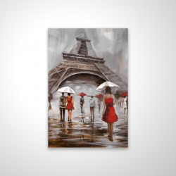 Magnetic 20 x 30 - 3D - Near the eiffel tower