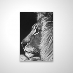 Magnetic 20 x 30 - 3D - Lion and lioness