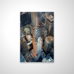 Magnetic 20 x 30 - 3D - Chrysler building at nyc