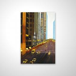 Magnetic 20 x 30 - 3D - New york city 9th street