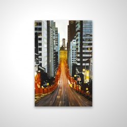 Magnetic 20 x 30 - 3D - San francisco by night