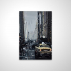 Magnetic 20 x 30 - 3D - New york in the dark