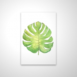 Magnetic 20 x 30 - 3D - Tropical leaf