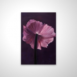 Magnetic 20 x 30 - 3D - Purple petals
