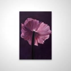 Magnetic 20 x 30 - 3D - Purple petals