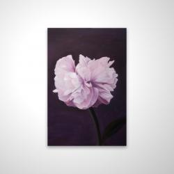 Magnetic 20 x 30 - 3D - Beautiful purple flower
