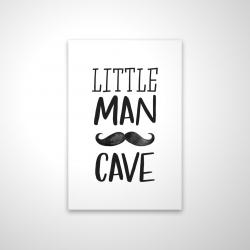 Magnetic 20 x 30 - 3D - Little man cave