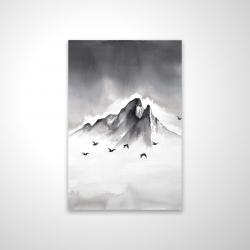 Magnetic 20 x 30 - 3D - Mountain peak