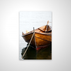 Magnetic 20 x 30 - 3D - Rowboat on calm water