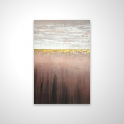 Magnetic 20 x 30 - 3D - Golden pink