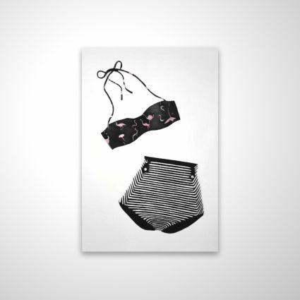 Vintage women's swimsuit