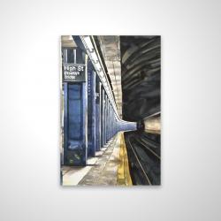 Magnetic 20 x 30 - 3D - New-york subway