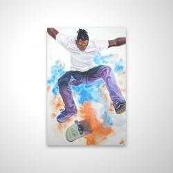 Magnetic 20 x 30 - 3D - Skater