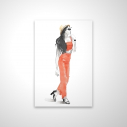 Magnetic 20 x 30 - 3D - Strike the pose