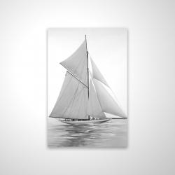 Magnetic 20 x 30 - 3D - Sailing ship