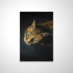 Magnetic 20 x 30 - 3D - Bengal cat