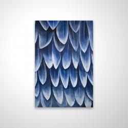 Magnetic 20 x 30 - 3D - Plumage blue