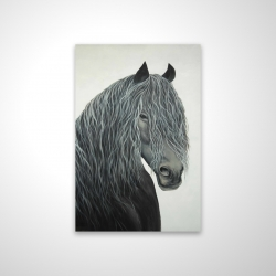 Magnetic 20 x 30 - 3D - Wild heart