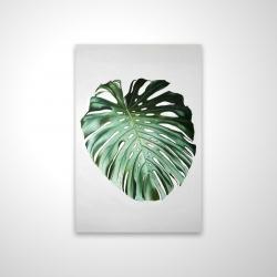 Magnetic 20 x 30 - 3D - Monstera leaf