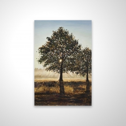 Magnetic 20 x 30 - 3D - Trees in the countryside