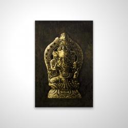 Magnetic 20 x 30 - 3D - Lord ganesha