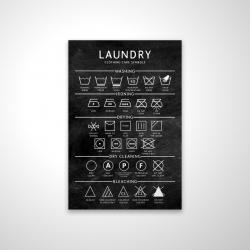 Magnetic 20 x 30 - 3D - Laundry
