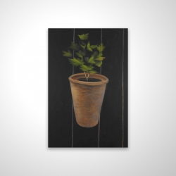 Magnetic 20 x 30 - 3D - Plant of parsley
