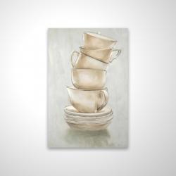 Magnetic 20 x 30 - 3D - Coffee mugs
