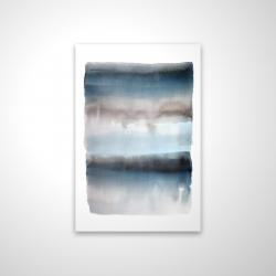 Magnetic 20 x 30 - 3D - Blue stripes